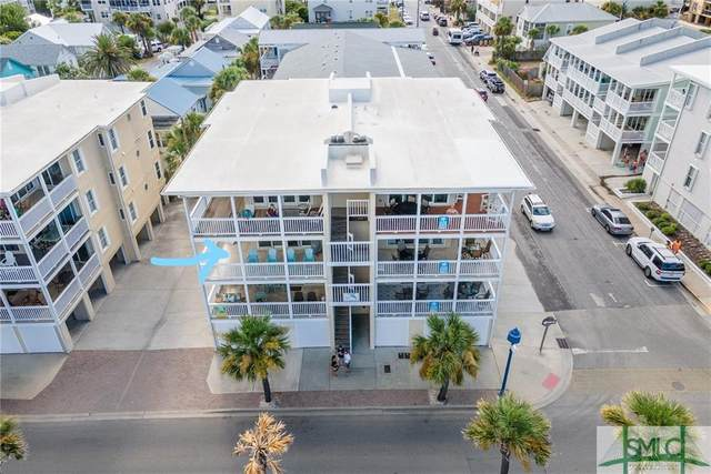 1701 Strand Avenue #6, Tybee Island, GA 31328 (MLS #229454) :: The Arlow Real Estate Group