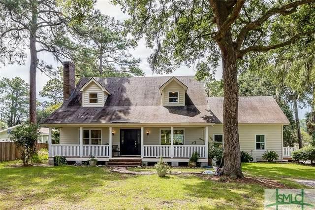 103-A Nilsson Drive, Savannah, GA 31410 (MLS #229456) :: Keller Williams Coastal Area Partners