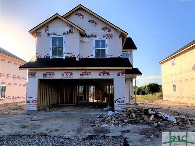 23 Gambrel Road, Hinesville, GA 31313 (MLS #229464) :: Glenn Jones Group | Coldwell Banker Access Realty