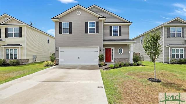 251 Cypress Creek Lane, Guyton, GA 31312 (MLS #229470) :: The Sheila Doney Team