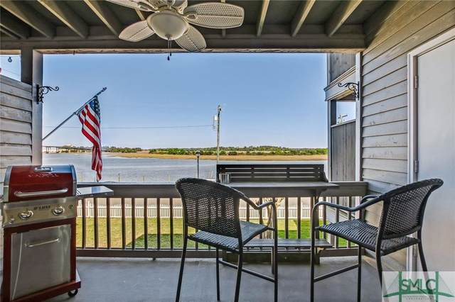 3005 River Drive #109, Savannah, GA 31404 (MLS #229471) :: Keller Williams Coastal Area Partners