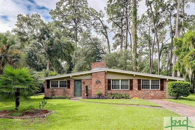 107 Jacquelyn Drive, Savannah, GA 31406 (MLS #229472) :: Barker Team | RE/MAX Savannah