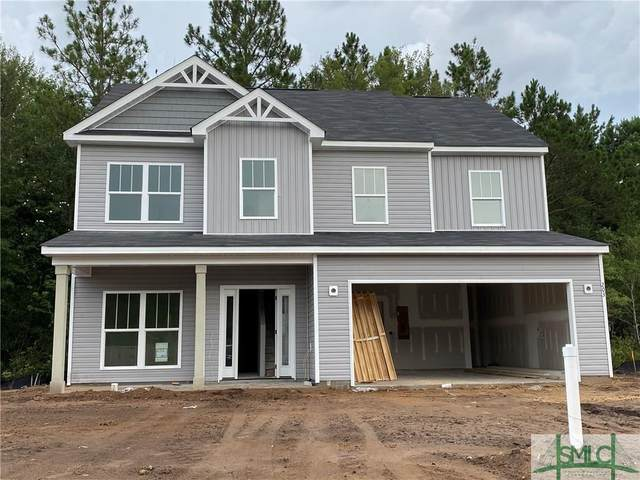 203 Crosswinds Drive, Rincon, GA 31326 (MLS #229486) :: Bocook Realty