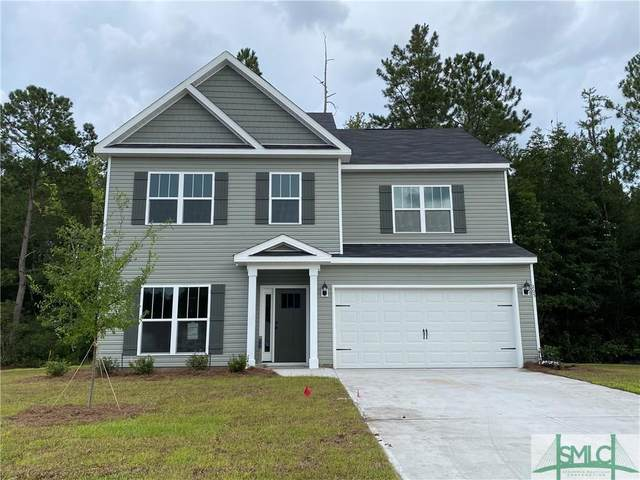 205 Crosswinds Drive, Rincon, GA 31326 (MLS #229487) :: Bocook Realty