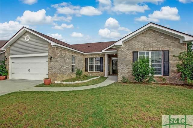 20 Bay Willow Court, Savannah, GA 31407 (MLS #229500) :: Heather Murphy Real Estate Group
