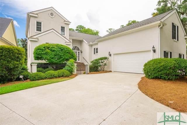 10 Mainsail Crossing, Savannah, GA 31411 (MLS #229504) :: The Arlow Real Estate Group
