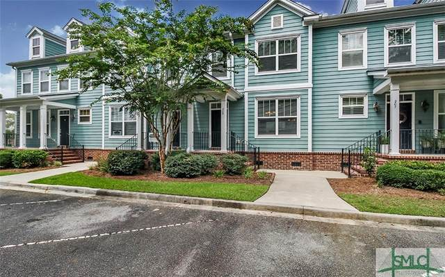 205 Lake View Drive, Pooler, GA 31322 (MLS #229505) :: Bocook Realty