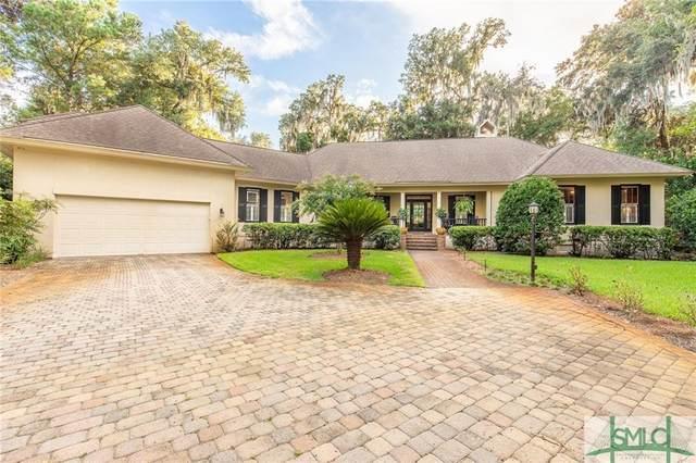 191 Yam Gandy Road, Savannah, GA 31411 (MLS #229506) :: The Arlow Real Estate Group