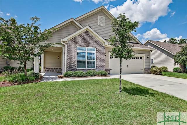 264 Kingfisher Circle, Pooler, GA 31322 (MLS #229508) :: Liza DiMarco