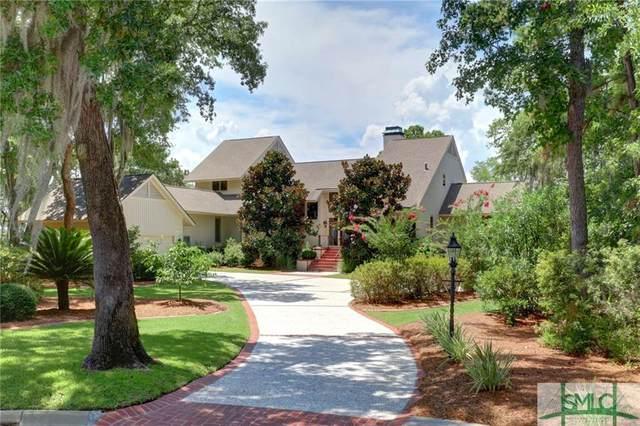 47 Cotton Crossing W, Savannah, GA 31411 (MLS #229525) :: Teresa Cowart Team