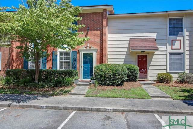 455 Mall Boulevard #55, Savannah, GA 31406 (MLS #229526) :: Teresa Cowart Team