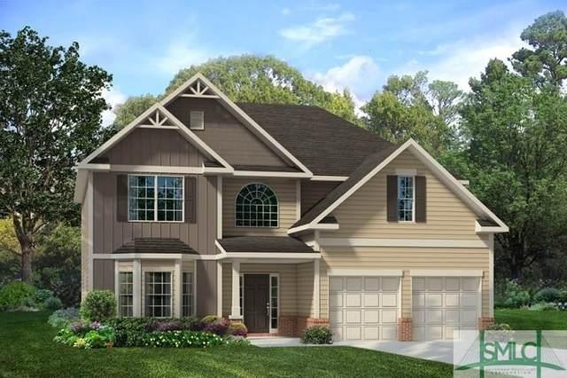 272 Sawmill Road, Hinesville, GA 31313 (MLS #229543) :: Bocook Realty