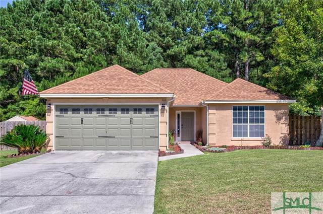 115 Redfield Drive, Pooler, GA 31322 (MLS #229545) :: The Arlow Real Estate Group