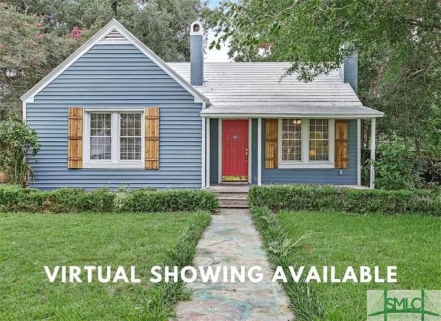 403 E 61st Street, Savannah, GA 31405 (MLS #229549) :: Keller Williams Realty-CAP