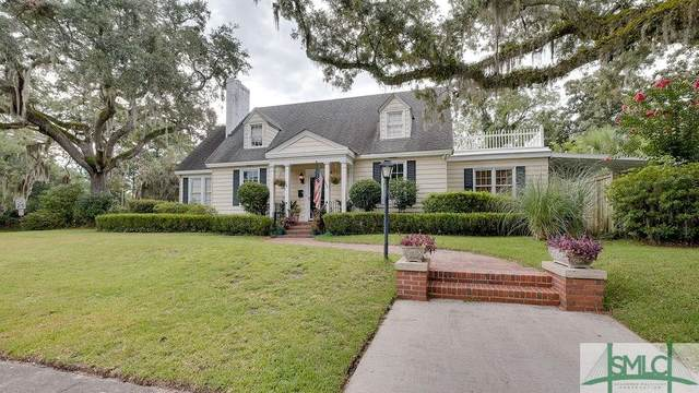 302 Atkinson Avenue, Savannah, GA 31404 (MLS #229553) :: Glenn Jones Group | Coldwell Banker Access Realty