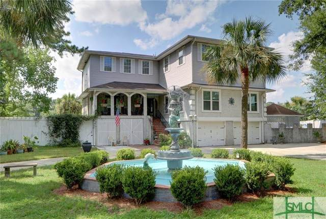 214B E Point Drive, Savannah, GA 31410 (MLS #229570) :: Team Kristin Brown | Keller Williams Coastal Area Partners