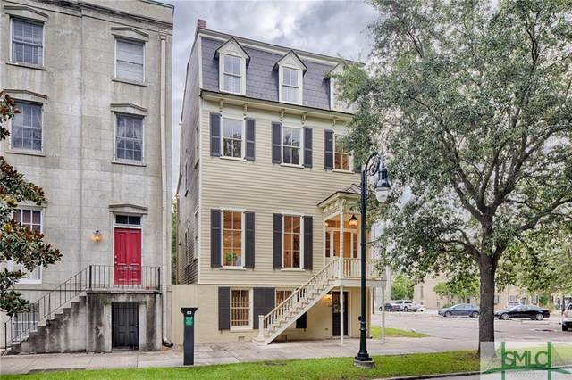 114 W Liberty Street, Savannah, GA 31401 (MLS #229579) :: Partin Real Estate Team at Luxe Real Estate Services