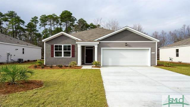 115 Decker Drive, Pooler, GA 31322 (MLS #229589) :: Coastal Homes of Georgia, LLC