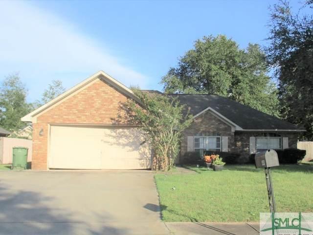 153 Wayfair Lane, Hinesville, GA 31313 (MLS #229601) :: Level Ten Real Estate Group