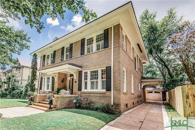 111 E 44th Street, Savannah, GA 31405 (MLS #229602) :: Liza DiMarco