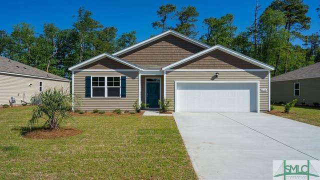 113 Decker Drive, Pooler, GA 31322 (MLS #229607) :: Level Ten Real Estate Group