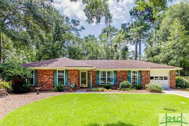 4 Brittlewood Court, Savannah, GA 31410 (MLS #229608) :: Keller Williams Realty-CAP