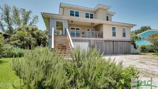 122 Pelican Drive, Tybee Island, GA 31328 (MLS #229609) :: Liza DiMarco