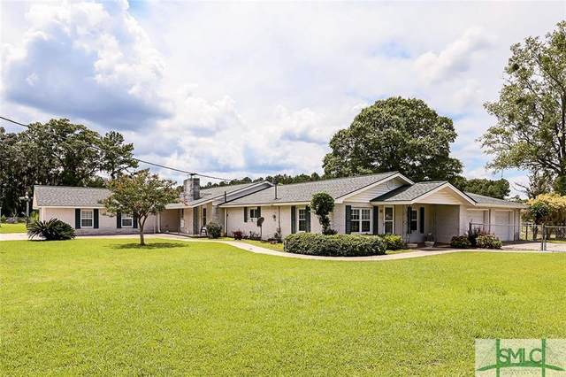 777 Clarktown Road, Richmond Hill, GA 31324 (MLS #229617) :: The Arlow Real Estate Group