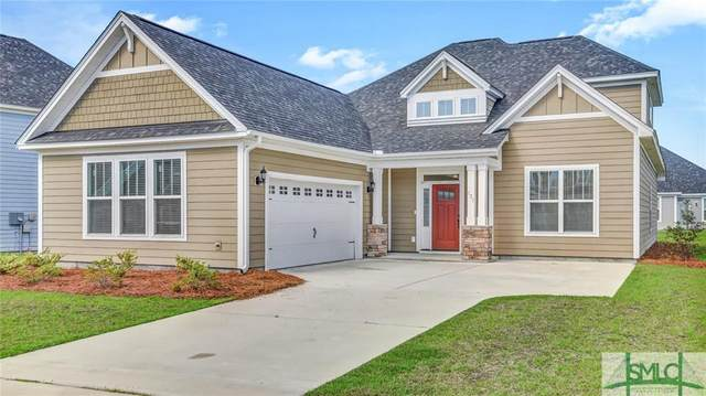 131 Martello Road, Pooler, GA 31322 (MLS #229629) :: Partin Real Estate Team at Luxe Real Estate Services