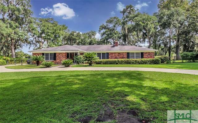 1613 Lake Drive, Midway, GA 31320 (MLS #229630) :: The Arlow Real Estate Group