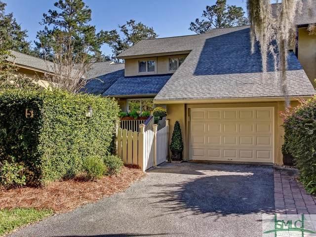 5 Harbor View Court, Savannah, GA 31411 (MLS #229631) :: Liza DiMarco