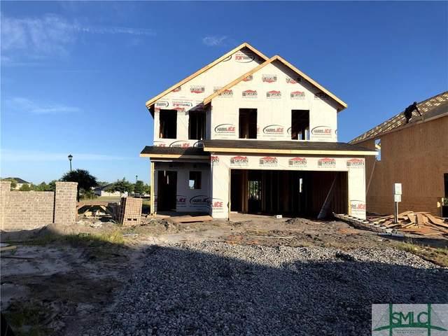 14 Gambrel Road, Hinesville, GA 31313 (MLS #229641) :: McIntosh Realty Team