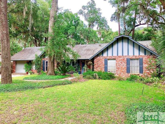 13214 Largo Drive, Savannah, GA 31419 (MLS #229643) :: Glenn Jones Group | Coldwell Banker Access Realty