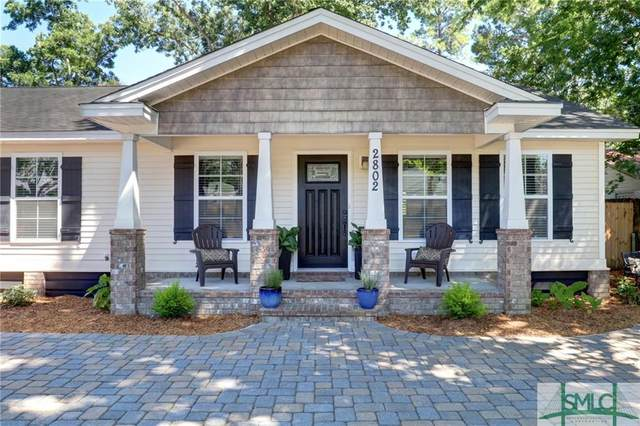 2802 Mechanics Avenue B, Thunderbolt, GA 31404 (MLS #229644) :: Liza DiMarco