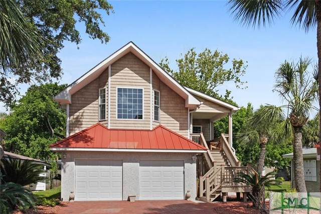 1309 5th Avenue, Tybee Island, GA 31328 (MLS #229645) :: The Arlow Real Estate Group