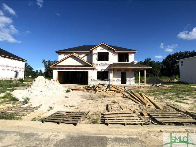 132 Allen Rawls Way SE, Ludowici, GA 31316 (MLS #229646) :: The Arlow Real Estate Group