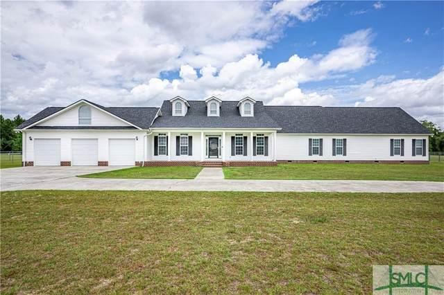 1626 Arcola Road, Pembroke, GA 31321 (MLS #229650) :: Partin Real Estate Team at Luxe Real Estate Services