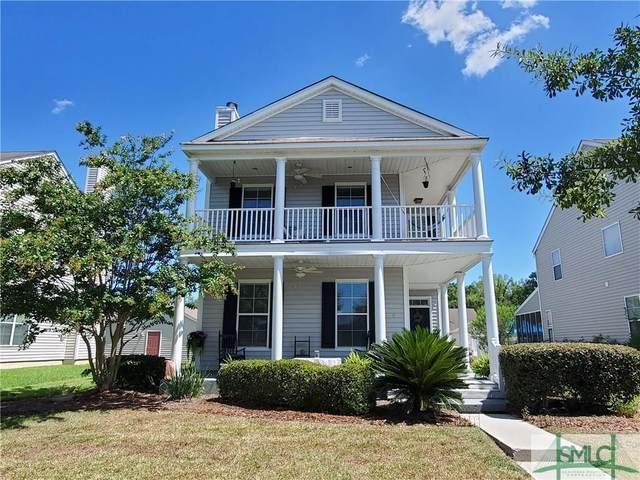 4 Bushwood Drive, Savannah, GA 31407 (MLS #229651) :: The Sheila Doney Team