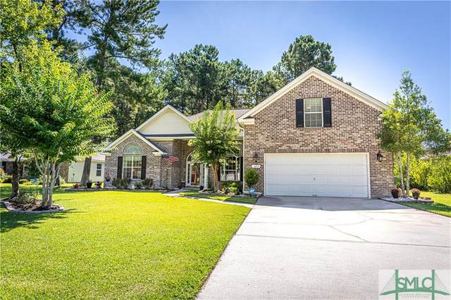 122 Tappan Zee Drive, Pooler, GA 31322 (MLS #230671) :: Barker Team | RE/MAX Savannah