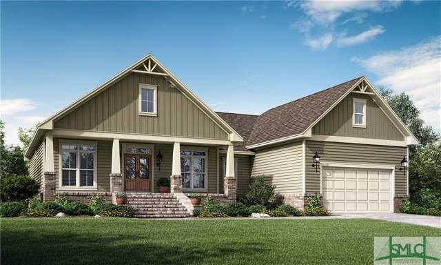 4305 Perkins Place, Savannah, GA 31410 (MLS #230673) :: The Arlow Real Estate Group