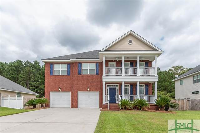 936 Young Way, Richmond Hill, GA 31324 (MLS #230674) :: Keller Williams Coastal Area Partners