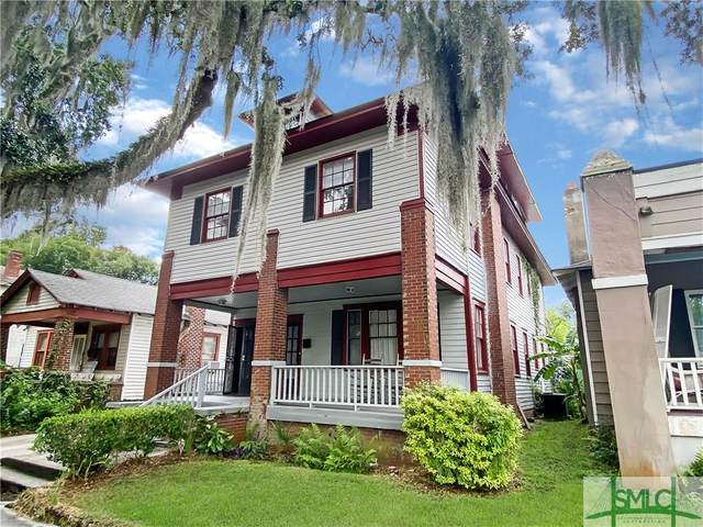 1109 E 42nd Street, Savannah, GA 31404 (MLS #230677) :: Glenn Jones Group | Coldwell Banker Access Realty