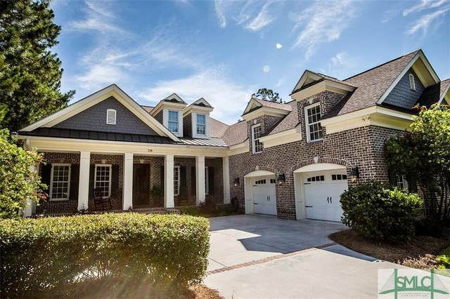 228 Spanton Crescent, Pooler, GA 31322 (MLS #230684) :: Level Ten Real Estate Group