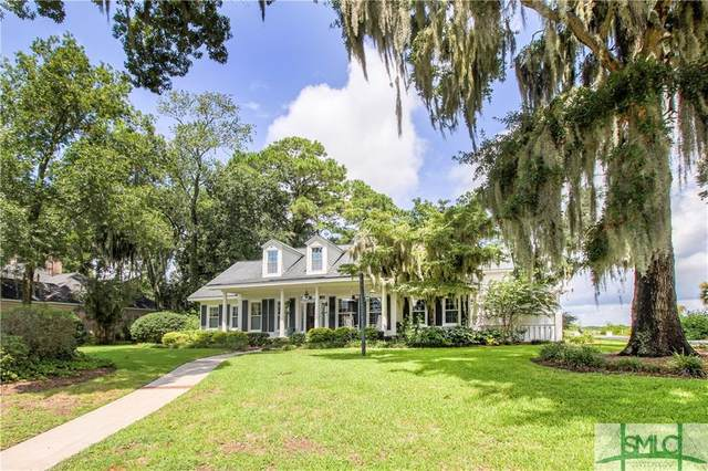 34 Bartow Point Drive, Savannah, GA 31404 (MLS #230693) :: The Arlow Real Estate Group