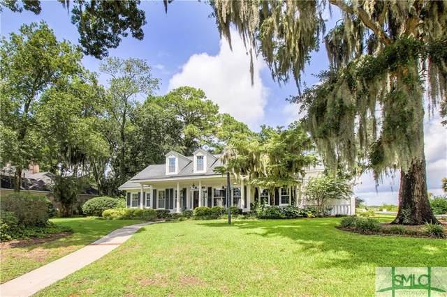 34 Bartow Point Drive, Savannah, GA 31404 (MLS #230693) :: Keller Williams Realty-CAP