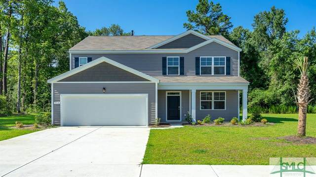 111 Decker Drive, Pooler, GA 31322 (MLS #230700) :: Coastal Homes of Georgia, LLC