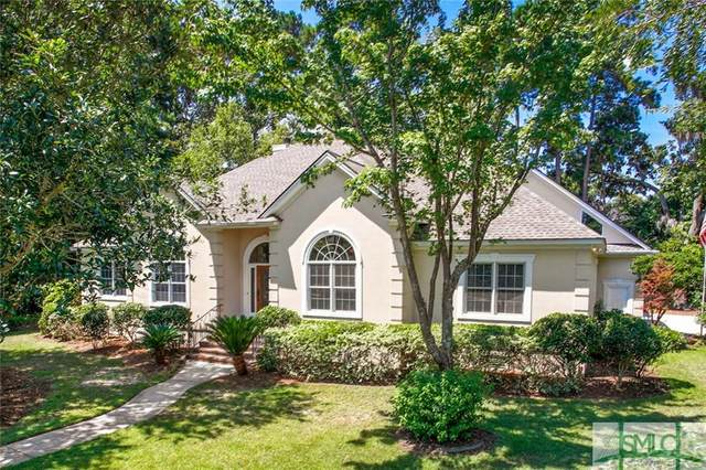 70 Wild Thistle Lane, Savannah, GA 31406 (MLS #230701) :: Liza DiMarco