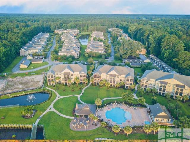 2703 River Oaks Drive, Richmond Hill, GA 31324 (MLS #230704) :: Keller Williams Coastal Area Partners