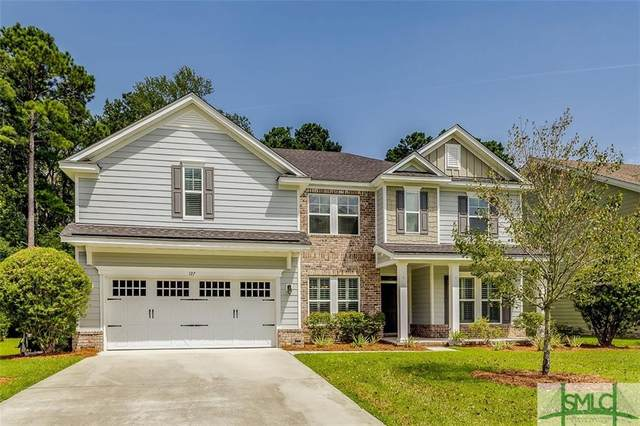 127 Tahoe Drive, Pooler, GA 31322 (MLS #230706) :: The Sheila Doney Team