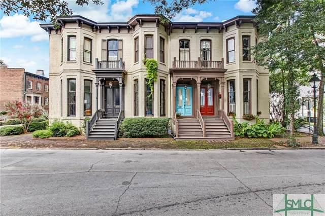 427 Habersham Street, Savannah, GA 31401 (MLS #230753) :: Bocook Realty